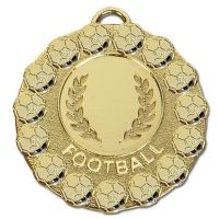 FIESTA Football Medal</br>AM1076.01